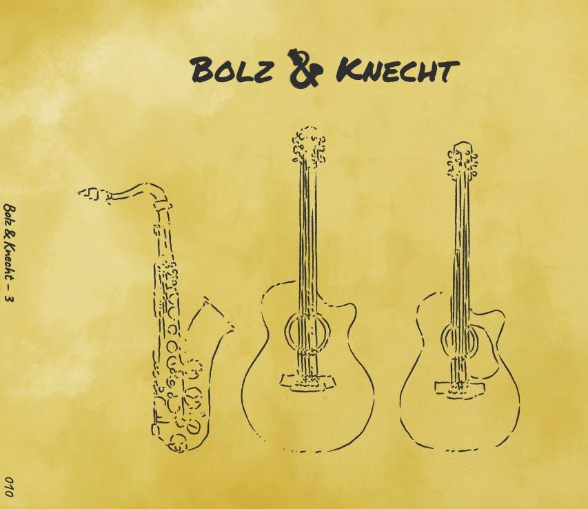 Cover BOLZ&KNECHT 3