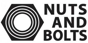 NUTS AND BOLTS(Schriftzug)