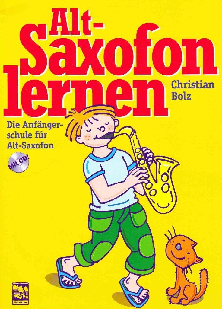 SAXLERNEN-COVER